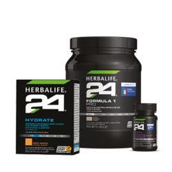 Linea H24 per sportivi
